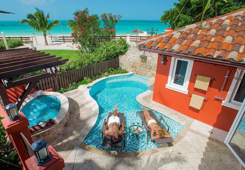 The Mediterranean One Bedroom Butler Villa Suite W Private