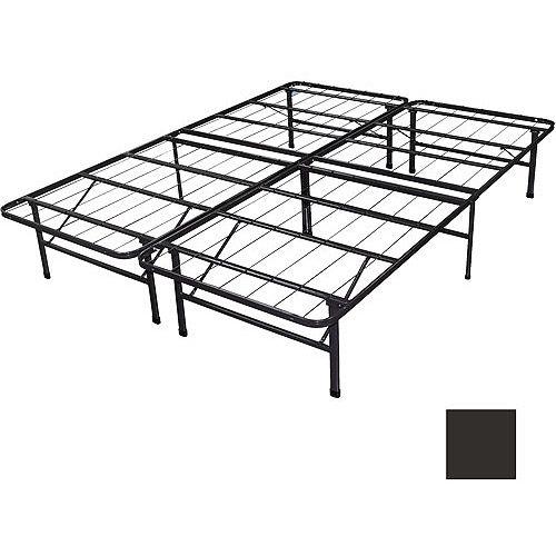 Spa Sensations Steel Smart Base Bed Frame Black 14 Of Storage No
