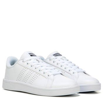 Shopping > adidas women's neo cloudfoam advantage clean sneaker  