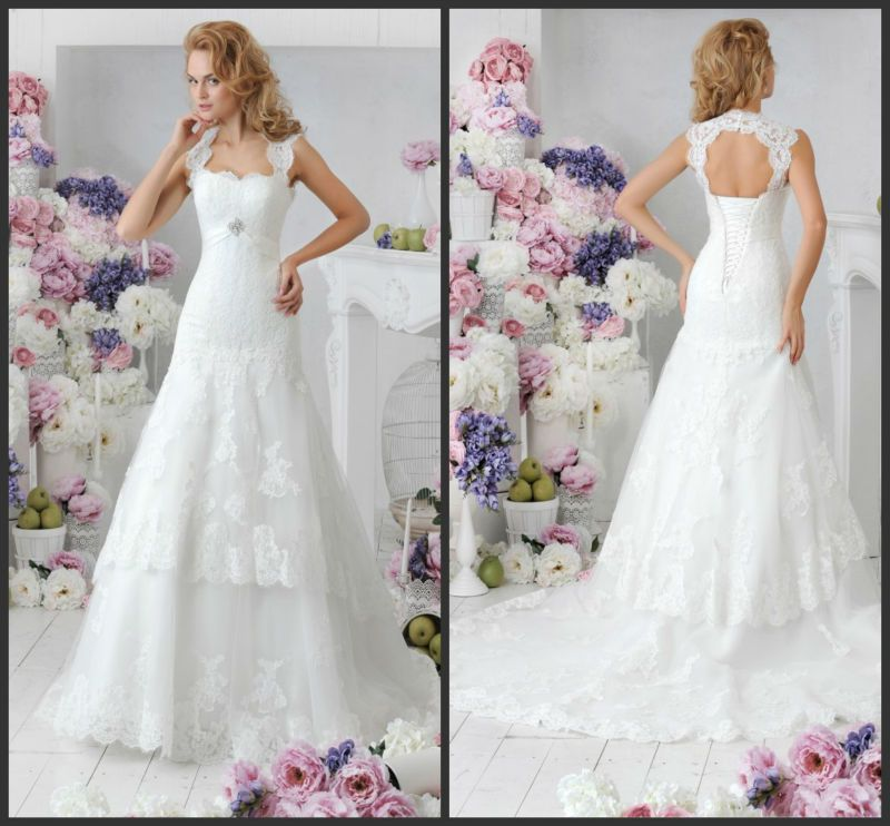 wedding gowns for fat bride :  1. 395  lace.organza  2.10 days prodection.  3.custom made size,color  4.OEM factory