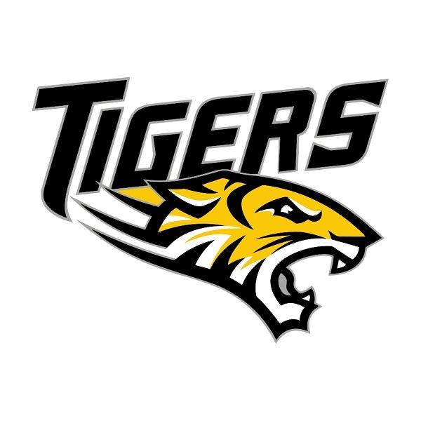 Towson Tigers (C) Die-Cut Decal ** 4 Sizes