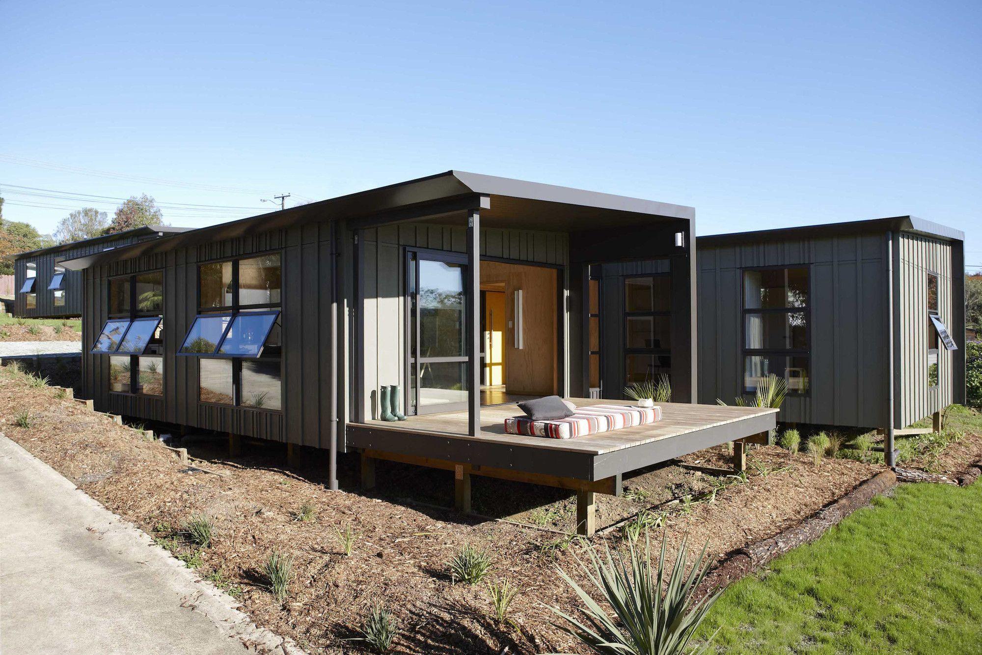 Viviendas Comunitarias Studio 19 Strachan Grupo De Arquitectos Estudio 19 Community Housing Architecture Architect