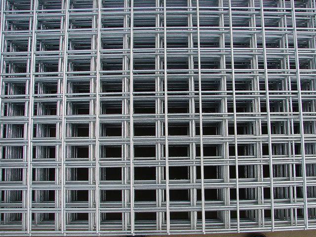 Galvanised Metal Fence Panels