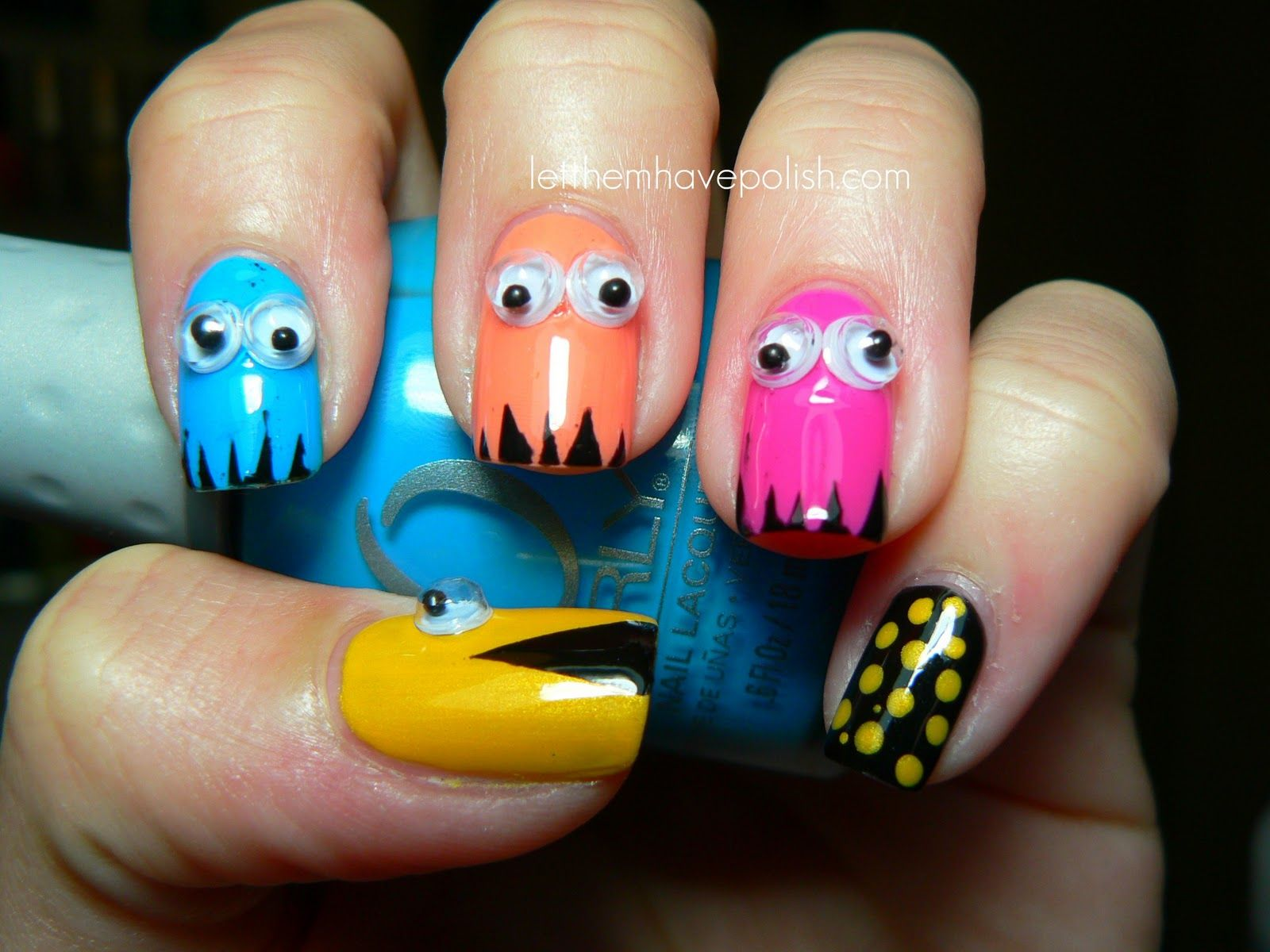 Let them have Polish!: Who doesn't love Pac Man?