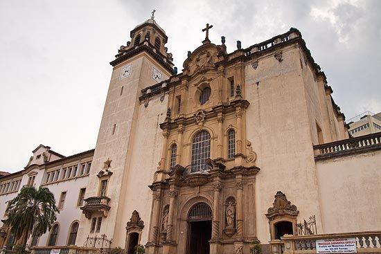 Paróquia Nossa Senhora do Carmo - São Paulo