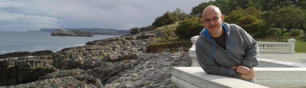 En Santander con la Isla de Mouro al fondo