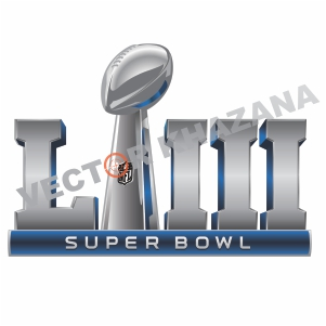 Super Bowl Logo Vector Superbowl Logo Super Bowl Vector Logo