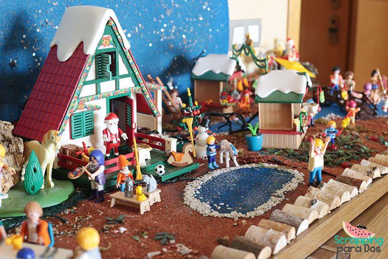 77fead4c652 Belén de Playmobil para Disfrutar la Navidad en Familia