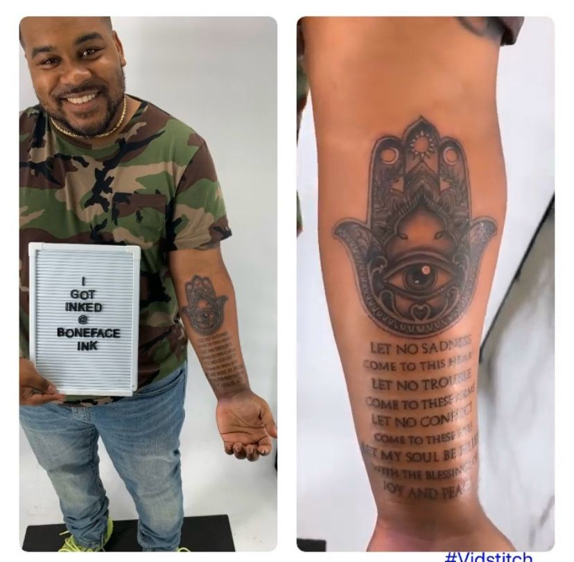 Anotherhappycustomer Anothergreattattoo Tattoo By Yane Tattoos Ink Inked Inkedmag Pensacola Bonefac With Images Black And Grey Tattoos Florida Tattoos Ink Master