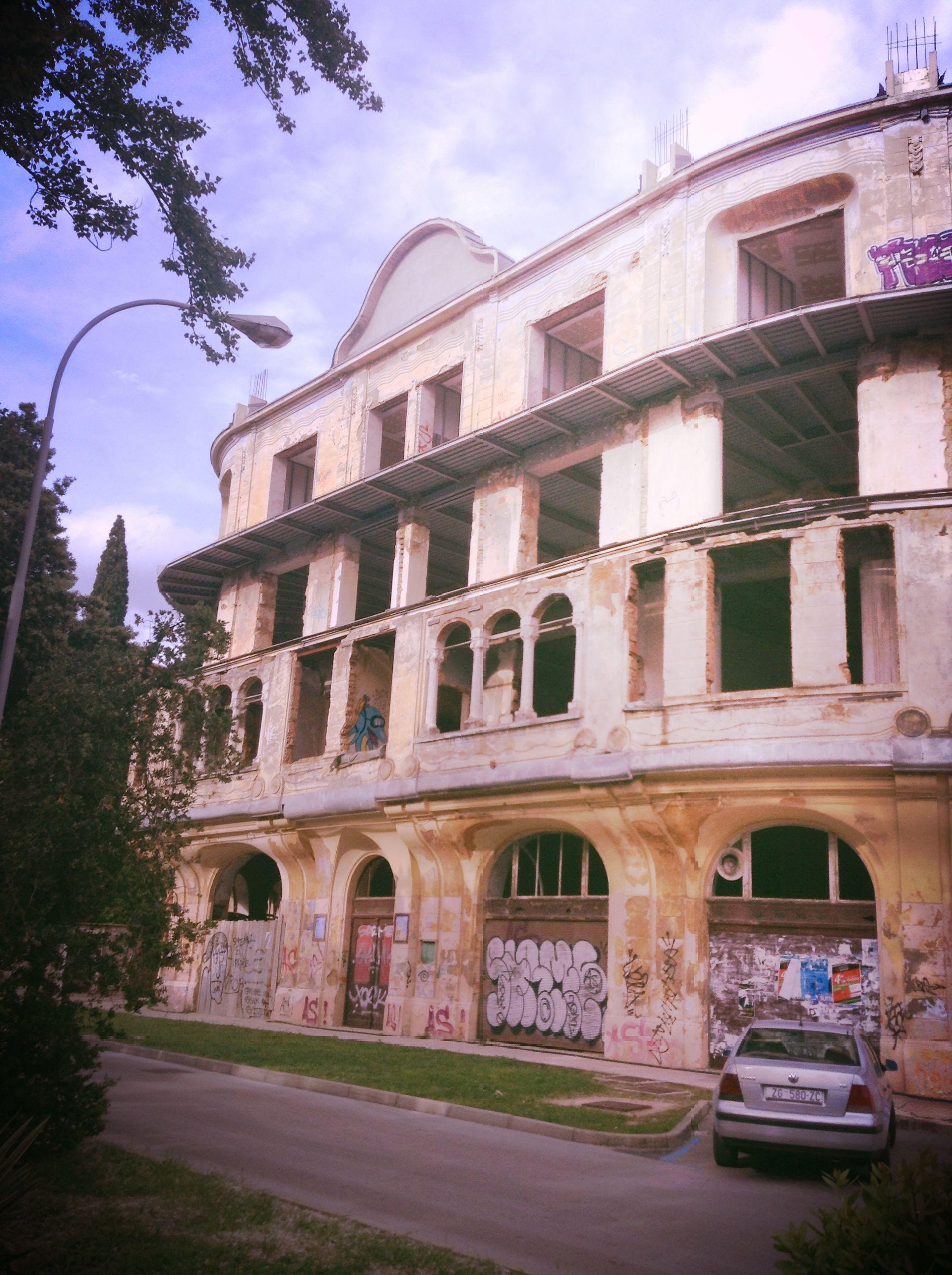 Hotel Miramare Crikvenica Croatia Croatia Hotel House Styles