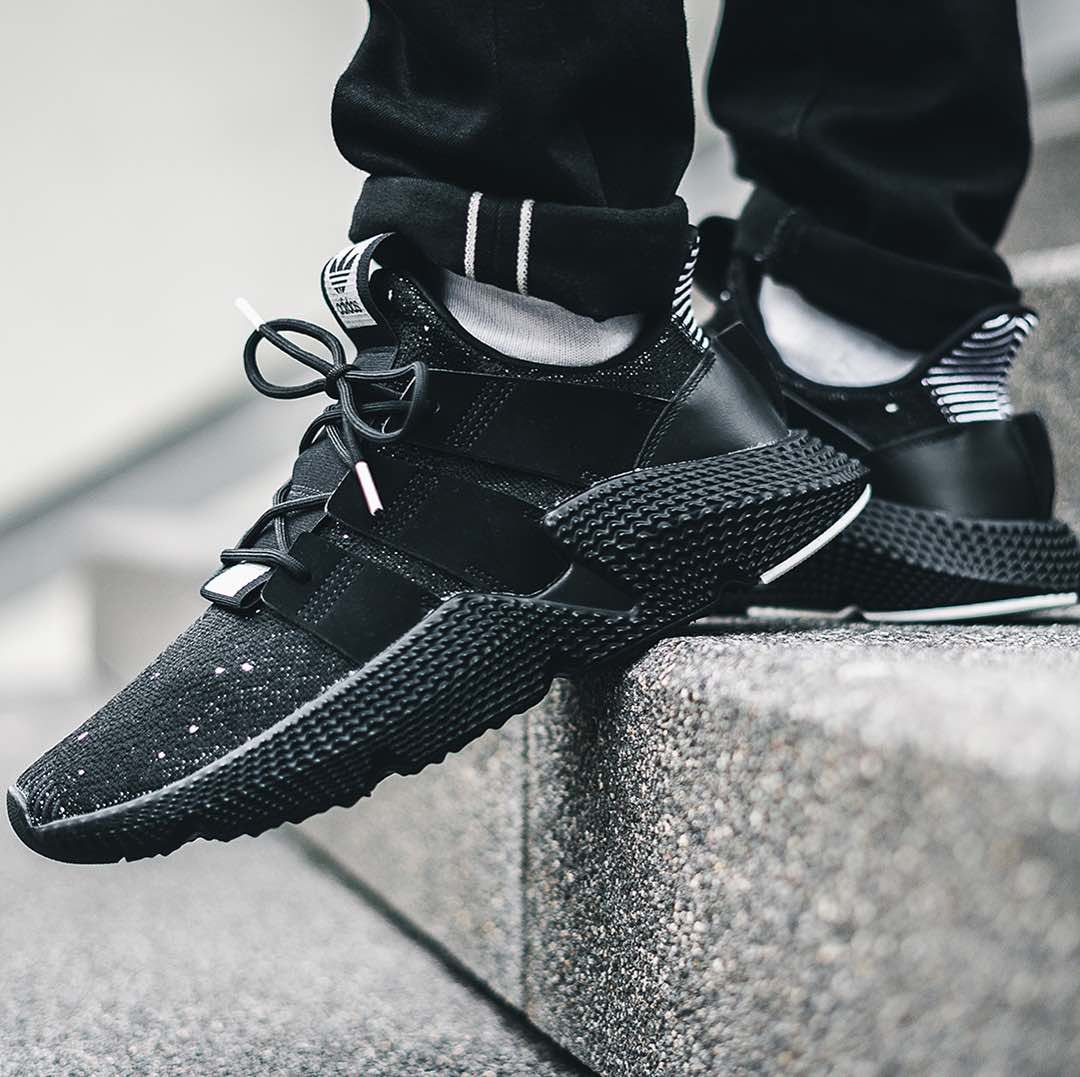 Prophere Trainers In Black B22681 - Black adidas Originals qQrl4wv