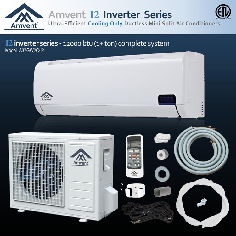 12000 I2 Complete Air Conditioner Installation Ductwork Installation Hvac Air Conditioning