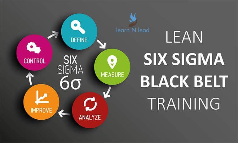Lean Six Sigma Black Belt Certification Training Course In Gurgaon Learn N Lead Provides Online Training Co Lean Six Sigma Black Belt Communication Techniques