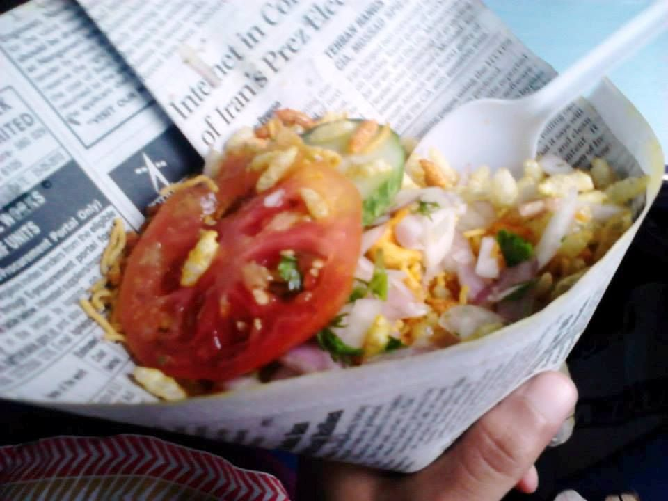 Jhal muri spicy puffed rice httpsecretindianreciperecipe food forumfinder Images