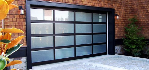 A Amp J Garage Doors Sells And Installs The Modern Classic