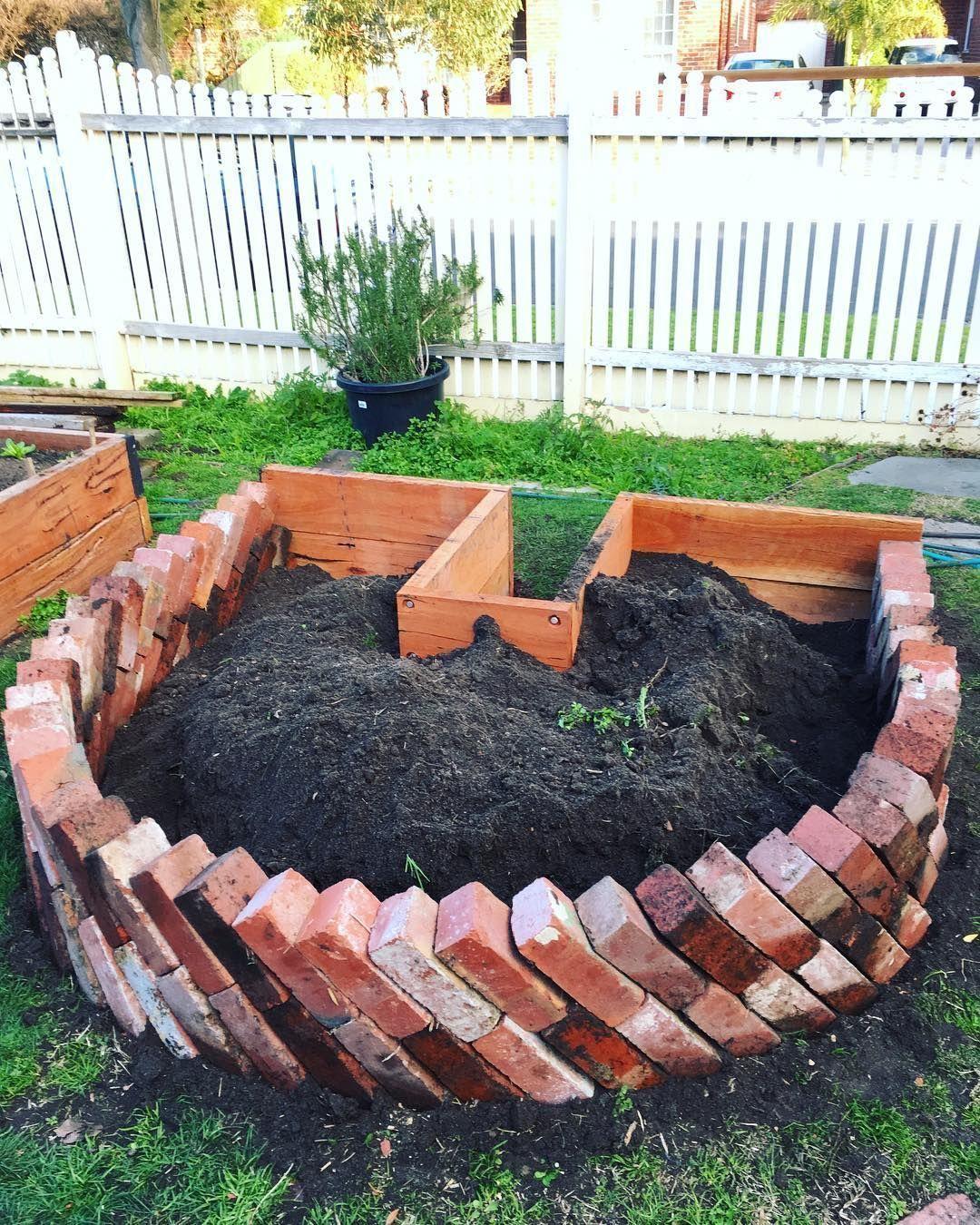 grand jardin pavage de jardin Je pense à faire ... -