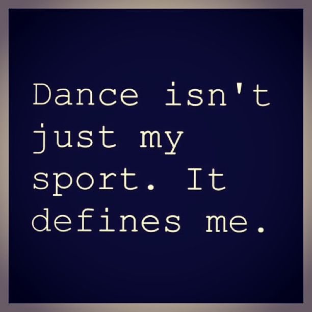 dance isn t just a sport or art dance quotes inspiration  dance isn t just a sport or art