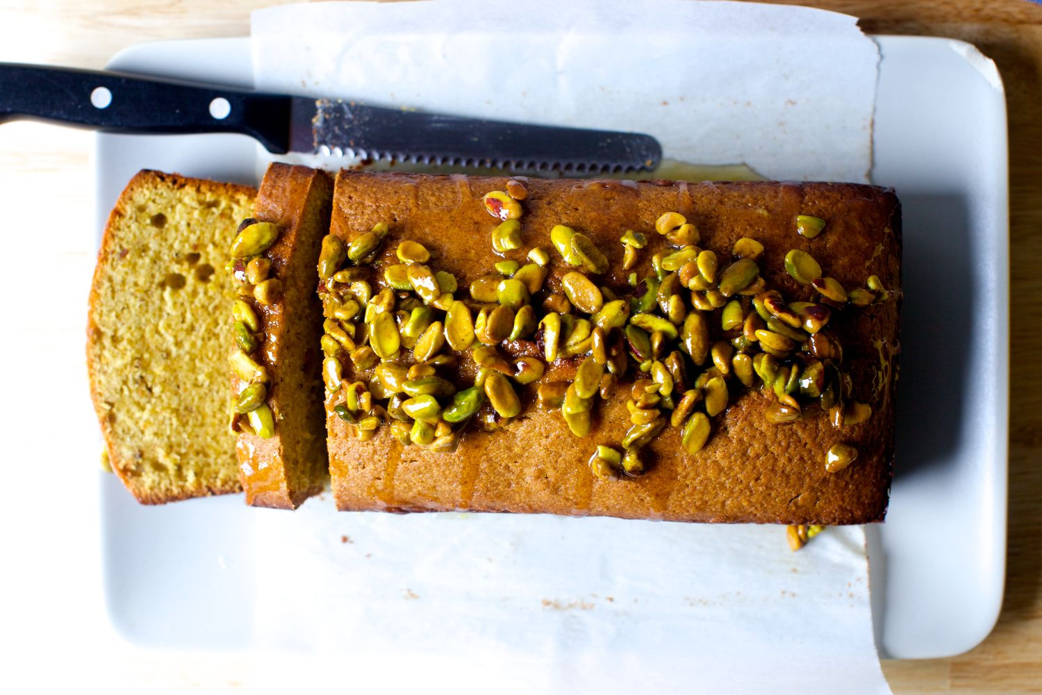 pistachio cake – smitten kitchen | food. | Pinterest | Dulces ...