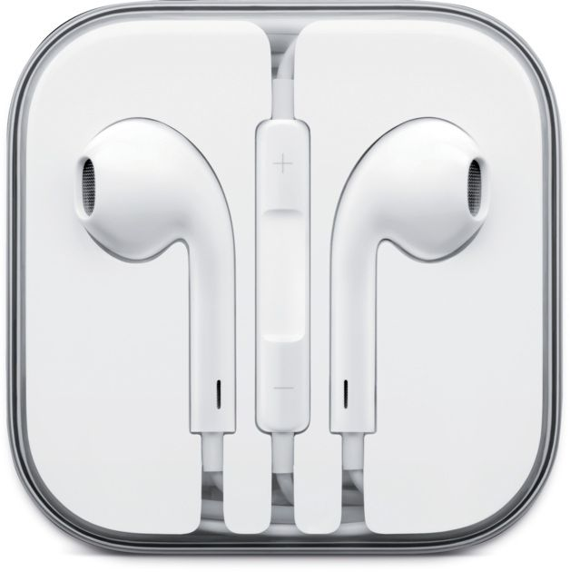 Apple EarPods with Remote and Mic, someone stole mine from