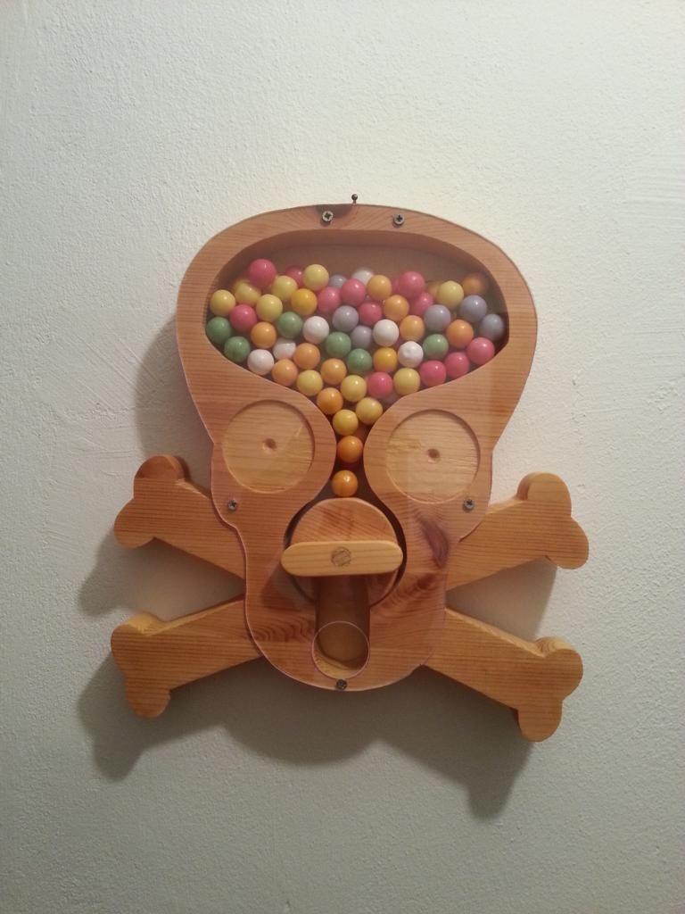 candy dispenser bauanleitung zum selber bauen | heimwerker-forum