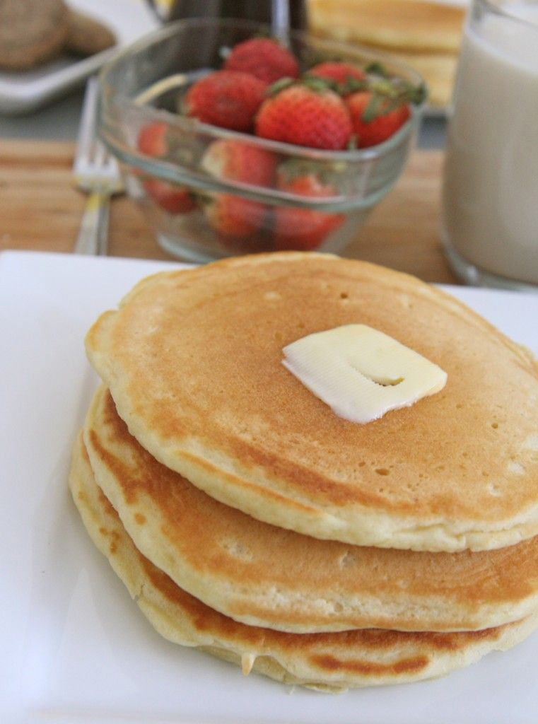 Fluffy buttermilk pancakes recipe i love going to visit my explore homemade buttermilk pancakes and more ccuart Choice Image