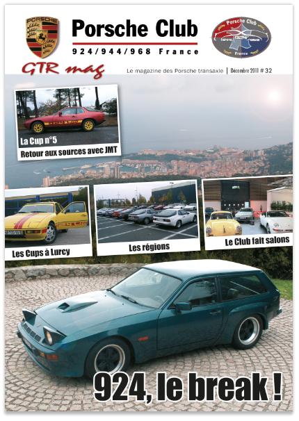 Mise en page  GTR Mag # 32