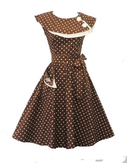 Retro kleid ebay