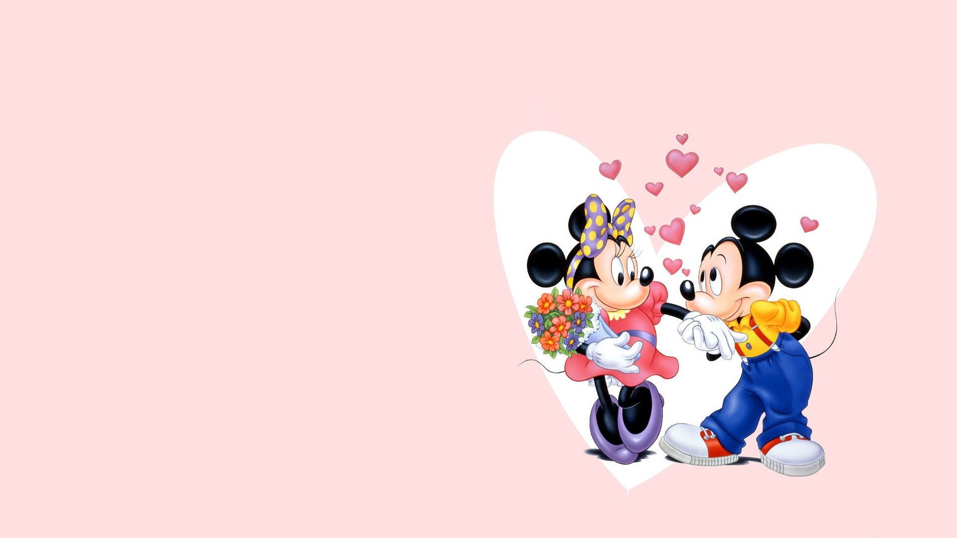 Mickey Minnie Mouse Disney Characters