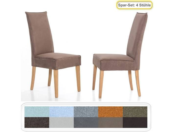 4x Gepolsterter Stuhl Kiana Varianten Esszimmerstuhl Kuchenstuhl Massivholz Esszimmerstuhl Gepolsterter Ki In 2020 With Images Upholstered Chairs Dining Chairs Solid Wood Chairs