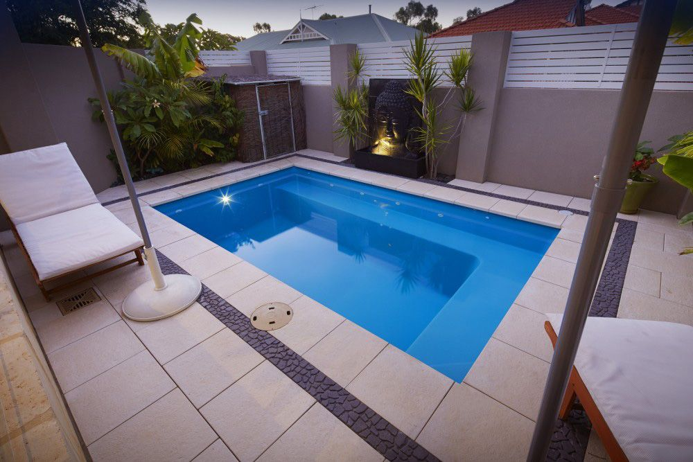 Ilration Of Plunge Pool Cost Estimation Swimming