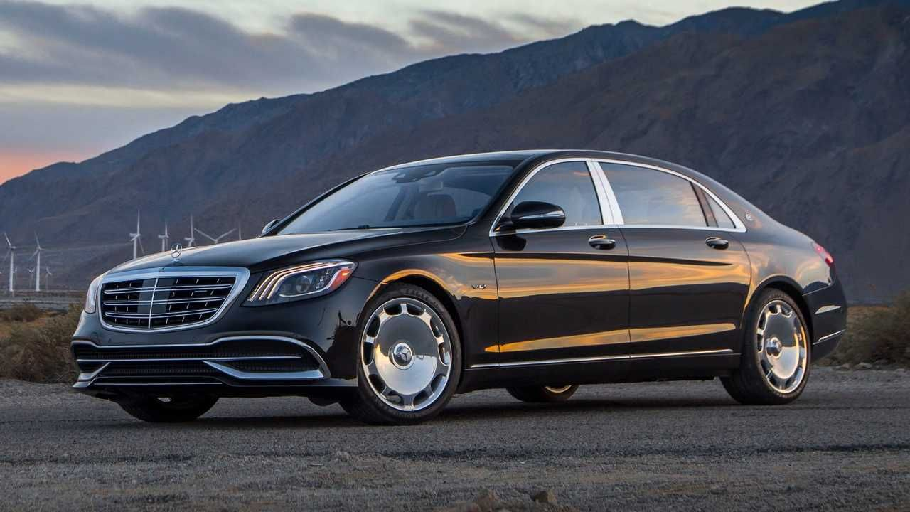 10 Most Expensive Cars To Insure For 2019 Mercedes Benz Maybach