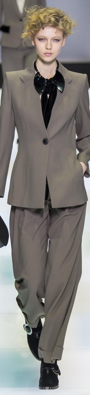 Giorgio Armani - FALL 2016 READY-TO-WEAR
