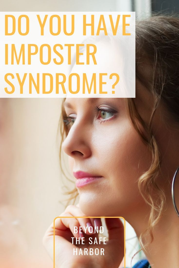 Imposter syndrome quiz how to tell if you have it