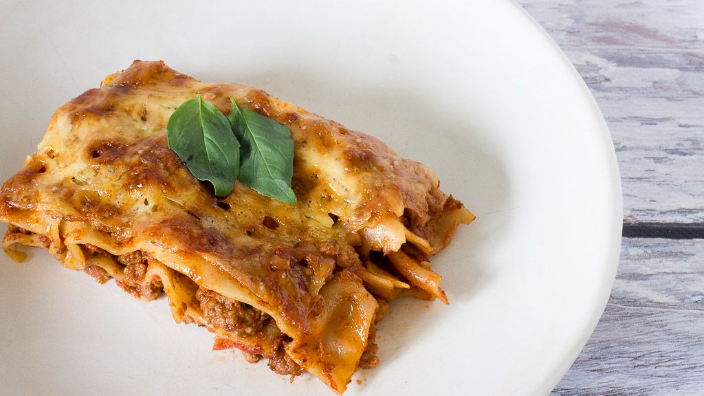 rezept schnelle lasagne ohne bechamelsauce rezept in