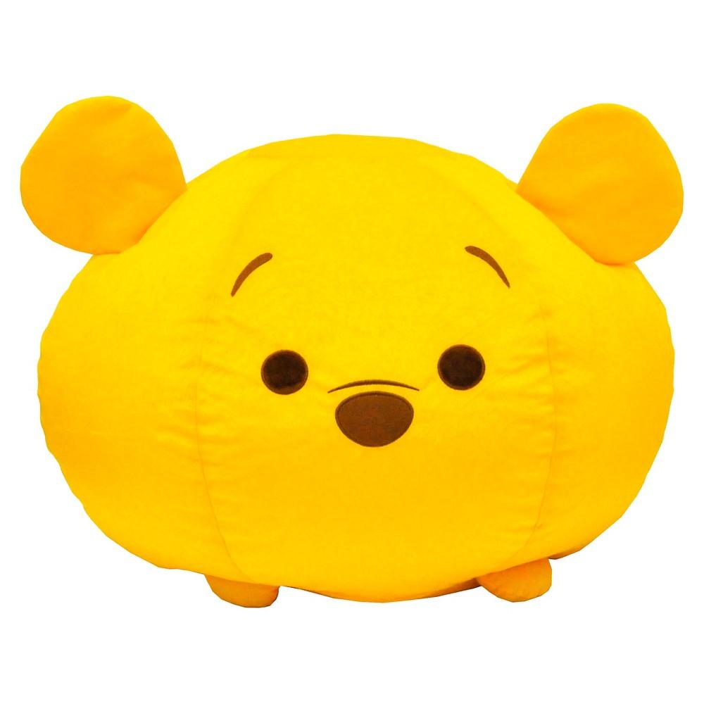 Brilliant Tsum Tsum Winnie The Pooh Bean Bag Yellow Disney Frankydiablos Diy Chair Ideas Frankydiabloscom