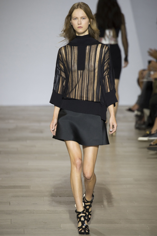 Antonio Berardi Spring 2016 Ready-to-Wear Fashion Show - Julie Hoomans