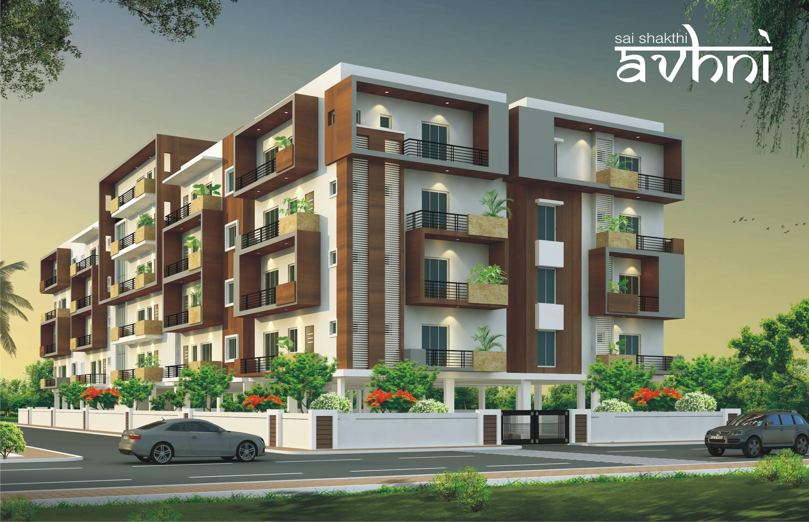 Sai Shakthi Avhni 2BHK 3BHK Apartments sale off Srirampuram ...