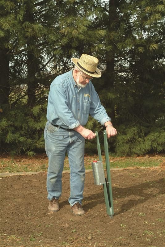 Own Old-Fashioned Corn Planter - Own Old-Fashioned Corn Planter We, An And Planters