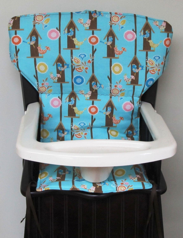 Newport style Eddie Bauer safety 1st wooden high chair cover – Safety 1st Wooden High Chair