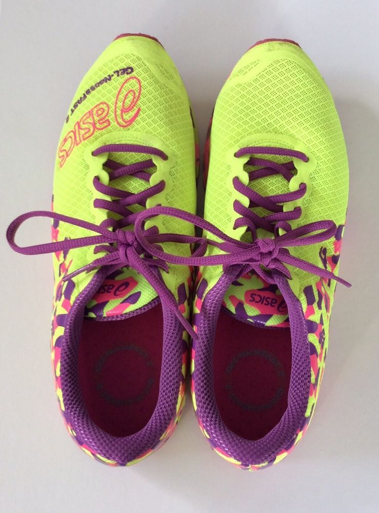 running Fast Shoes Running 2 Women's 10 Asics Size Noosa asics Gel 7xv4C