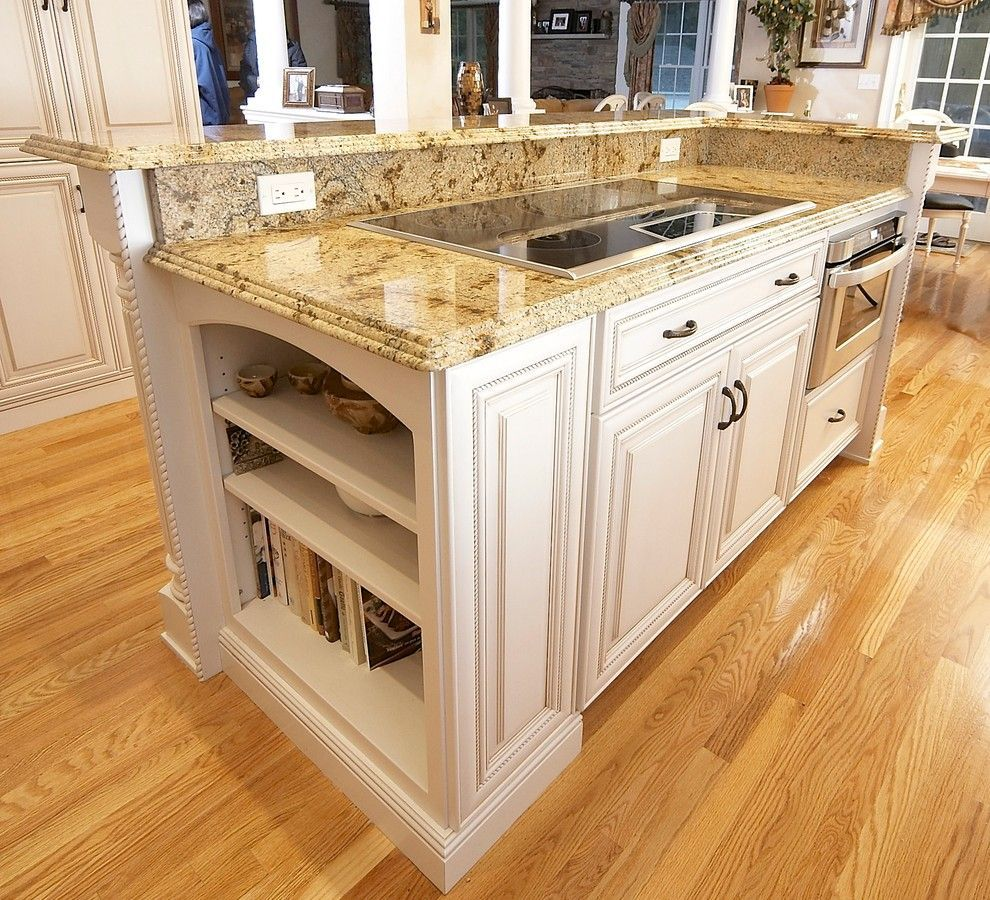 Lapidus granite for a traditional kitchen with a dynasty and elegant