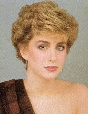 80s Hairstyle 89 Amara Flickr 80s Short Hair Hair Styles 1980s Hair
