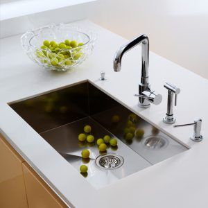 Kitchen Sinks And Faucets Are Essential Elements Of Any Kitchen