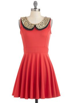 Two Happy Hearts Dress, #ModCloth