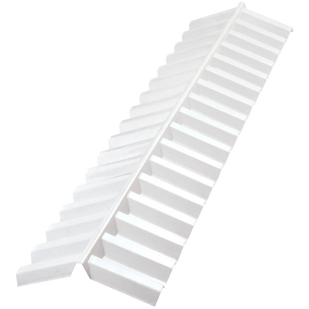 Suntuf 4 Ft Polycarbonate Roof Panel Ridge Cap In White Opal 109755 In 2020 Polycarbonate Roof Panels Roof Panels Corrugated Metal Roof