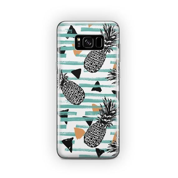Pineapple Art Galaxy A80 Case Summer Fruity Samsung Galaxy   Etsy