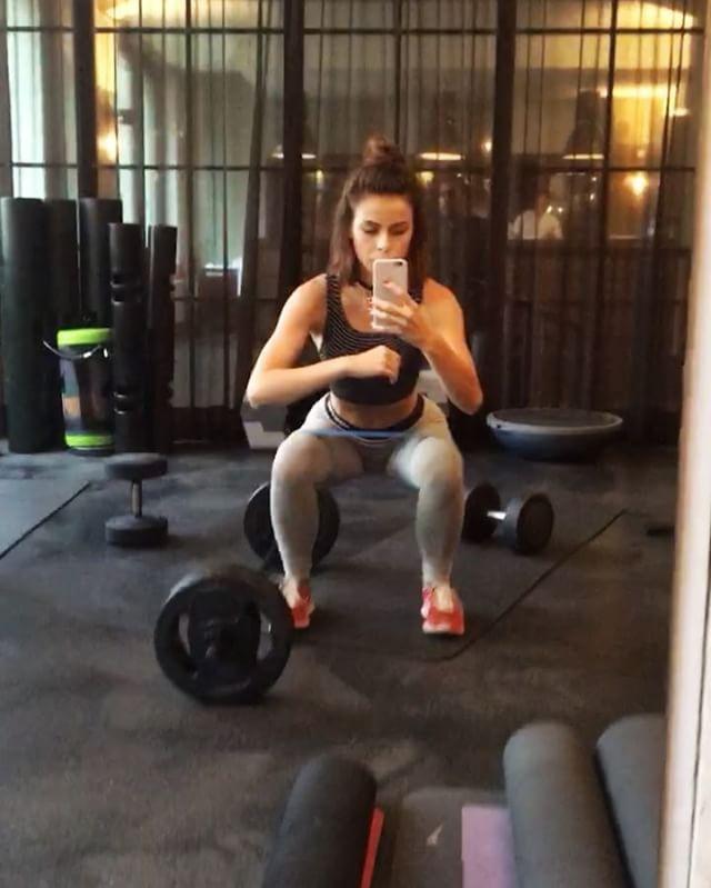 Effektives Workout Diese übung Macht Lena Meyer Landrut Für Ihren
