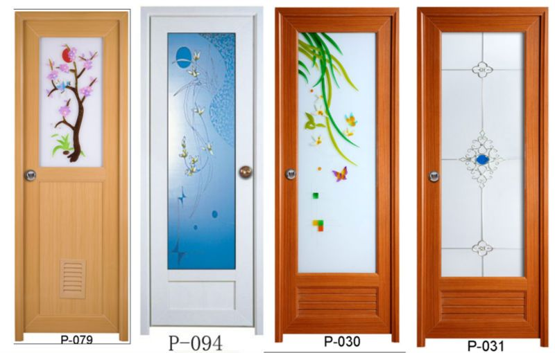 Lovable Plastic Doors For Bathrooms Plastic Door For ...