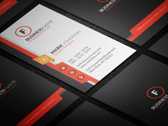 Free modern sleek vertical business card template more at free modern sleek vertical business card template more at designresources fbccfo Gallery