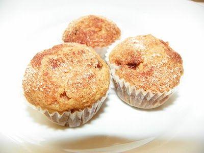 applesauce, carrot & walnut mini-muffins!
